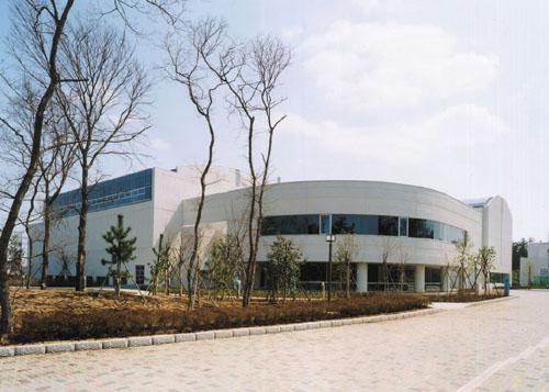 自転車道 自転車道場 千葉 : 県立看護専門学校中央棟